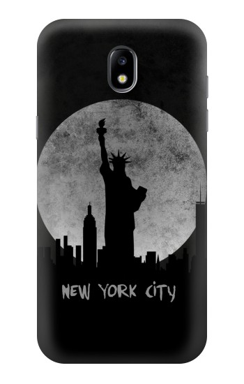 Printed New York City Samsung Galaxy Core LTE Case