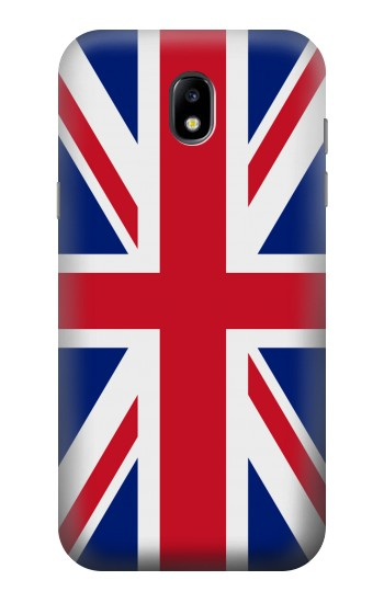 Printed Flag of The United Kingdom Samsung Galaxy Core LTE Case