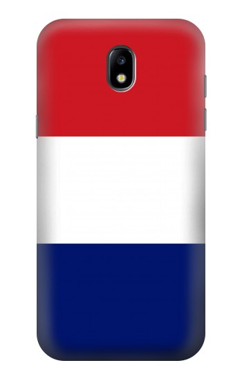 Printed Flag of France and the Netherlands Samsung Galaxy Core LTE Case