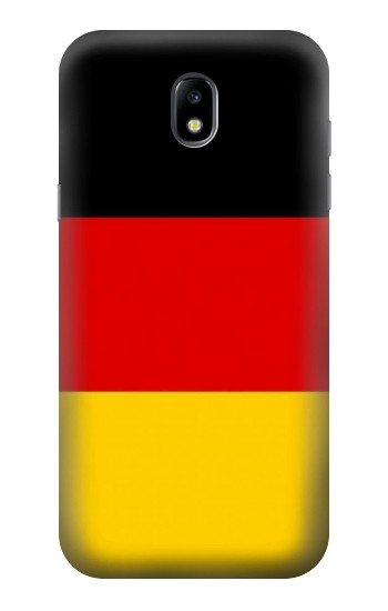 Printed Flag of Germany Samsung Galaxy Core LTE Case