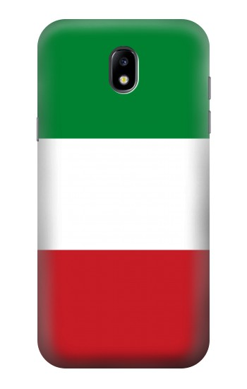 Printed Flag of Italy and Mexico Samsung Galaxy Core LTE Case