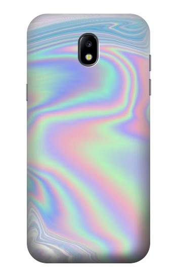 Printed Pastel Holographic Photo Printed Samsung Galaxy Core LTE Case