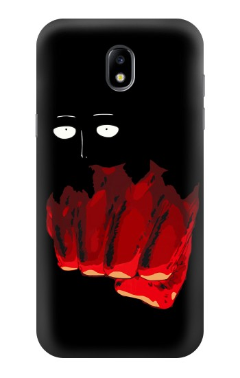 Printed One Punch Man Fight Samsung Galaxy Core LTE Case