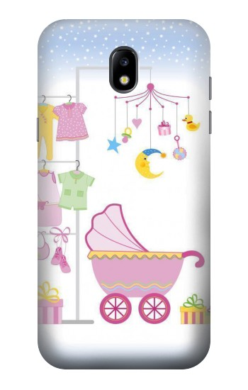 Printed Baby Supplies Samsung Galaxy Core LTE Case