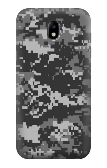 Printed Urban Black Camouflage Samsung Galaxy Core LTE Case