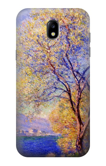 Printed Claude Monet Antibes Seen from the Salis Gardens Samsung Galaxy Core LTE Case
