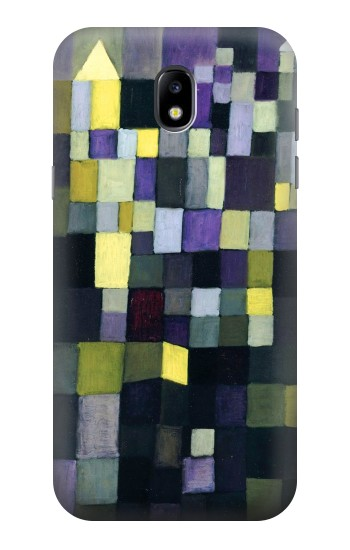 Printed Paul Klee Architecture Samsung Galaxy Core LTE Case