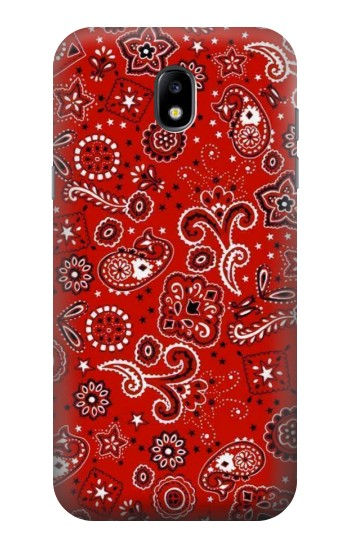 Printed Red Bandana Samsung Galaxy Core LTE Case