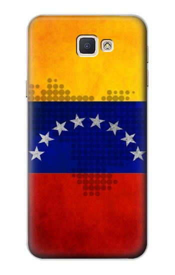 Printed Venezuela Map Flag Samsung Galaxy A8, A8 Duos Case