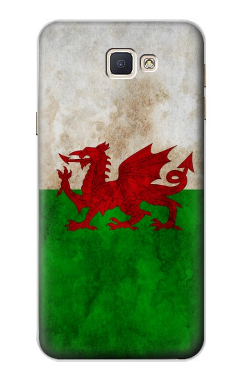 Printed Wales Red Dragon Flag Samsung Galaxy A8, A8 Duos Case