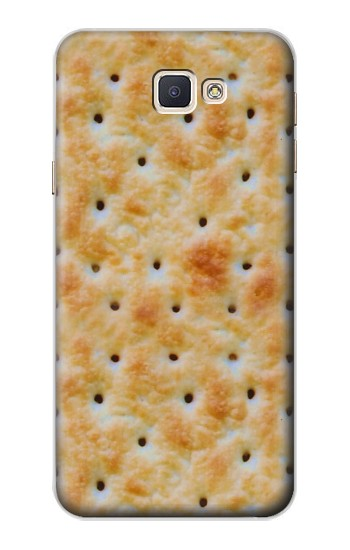 Printed Cream Cracker Biscuits Samsung Galaxy A8, A8 Duos Case