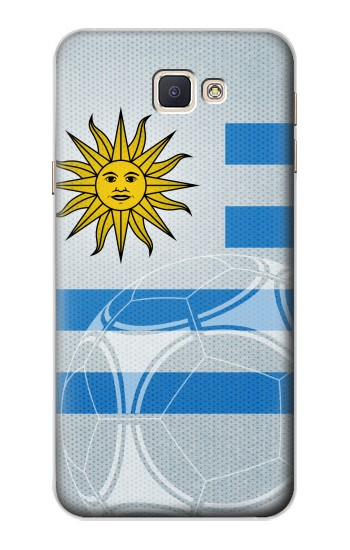 Printed Uruguay Football Flag Samsung Galaxy A8, A8 Duos Case