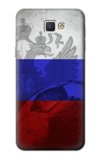 Printed Russia Football Flag Samsung Galaxy A8, A8 Duos Case
