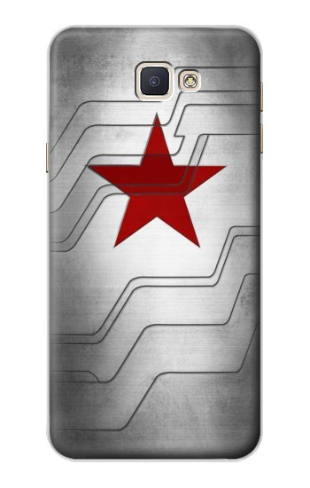 Printed Winter Soldier Bucky Arm Texture Samsung Galaxy A8, A8 Duos Case