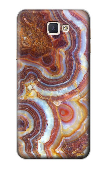 Printed Colored Marble Texture Printed Samsung Galaxy A8, A8 Duos Case
