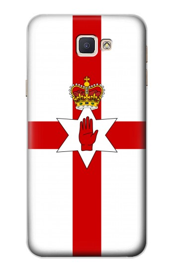 Printed Flag of Northern Ireland Samsung Galaxy A8, A8 Duos Case