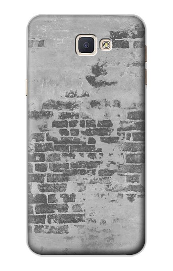 Printed Old Brick Wall Samsung Galaxy A8, A8 Duos Case