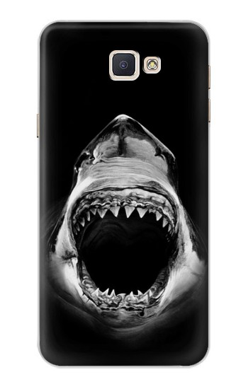 Printed Great White Shark Samsung Galaxy A8, A8 Duos Case
