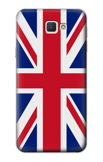 Printed Flag of The United Kingdom Samsung Galaxy A8, A8 Duos Case