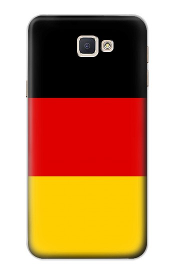 Printed Flag of Germany Samsung Galaxy A8, A8 Duos Case