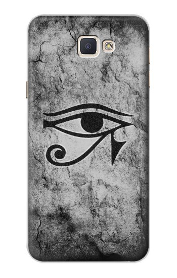Printed Sun Eye Of Horus Samsung Galaxy A8, A8 Duos Case
