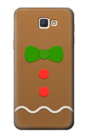 Printed Gingerbread Man Samsung Galaxy A8, A8 Duos Case