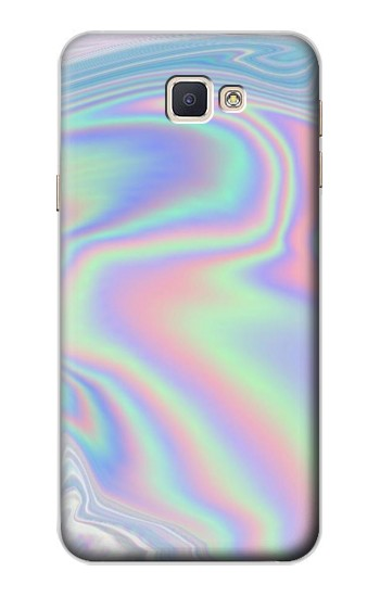 Printed Pastel Holographic Photo Printed Samsung Galaxy A8, A8 Duos Case