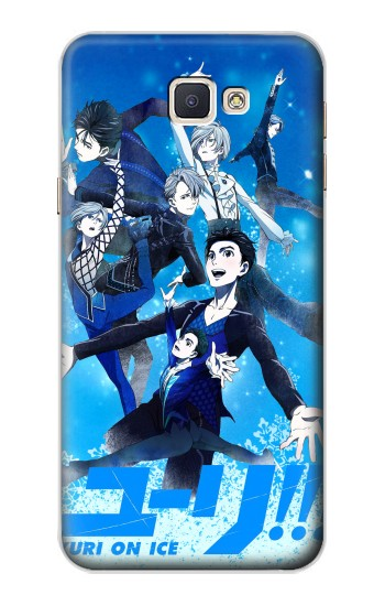 Printed Yuri On Ice Samsung Galaxy A8, A8 Duos Case