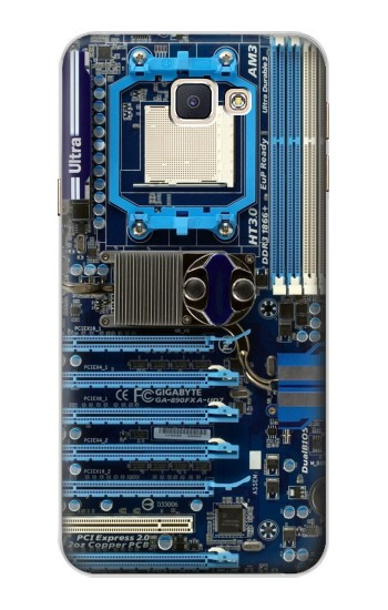 Printed Computer Motherboard Samsung Galaxy A8, A8 Duos Case