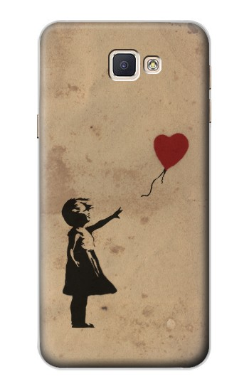 Printed Girl Heart Out of Reach Samsung Galaxy A8, A8 Duos Case