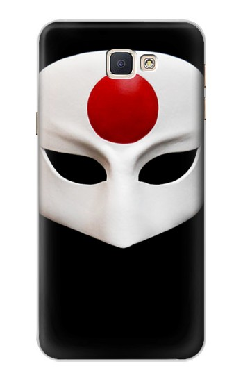 Printed Japan Katana Mask Samsung Galaxy A8, A8 Duos Case