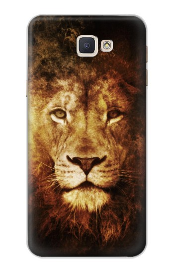 Printed Lion Samsung Galaxy A8, A8 Duos Case