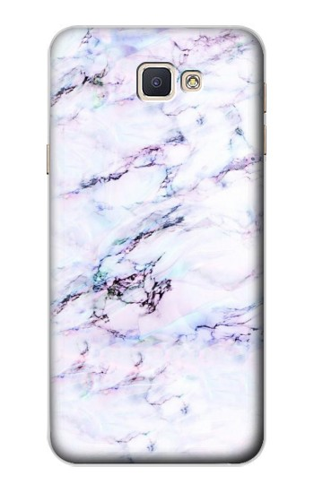 Printed Seamless Pink Marble Samsung Galaxy A8, A8 Duos Case