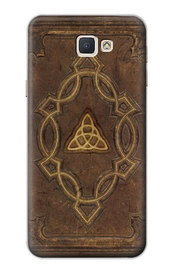 Printed Spell Book Cover Samsung Galaxy A8, A8 Duos Case