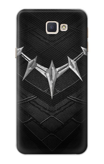 Printed Black Panther Inspired Costume Necklace Samsung Galaxy A8, A8 Duos Case