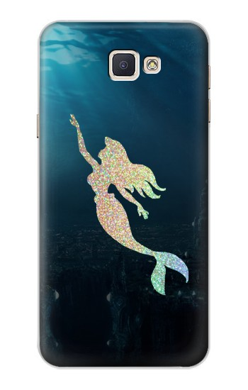 Printed Mermaid Undersea Samsung Galaxy A8, A8 Duos Case