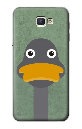 Printed Duck Cartoon Samsung Galaxy A8, A8 Duos Case
