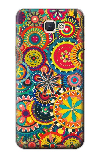 Printed Colorful Pattern Samsung Galaxy A8, A8 Duos Case