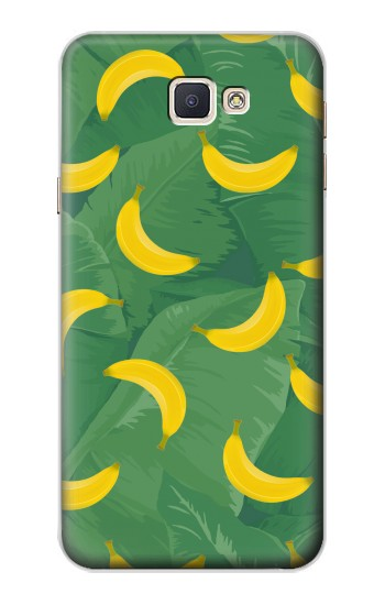 Printed Banana Fruit Pattern Samsung Galaxy A8, A8 Duos Case