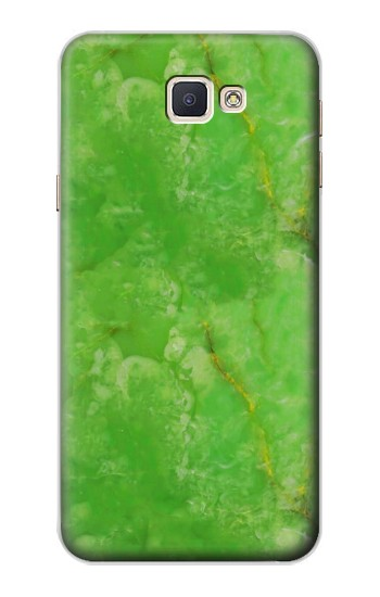 Printed Green Jade Printed Texture Samsung Galaxy A8, A8 Duos Case