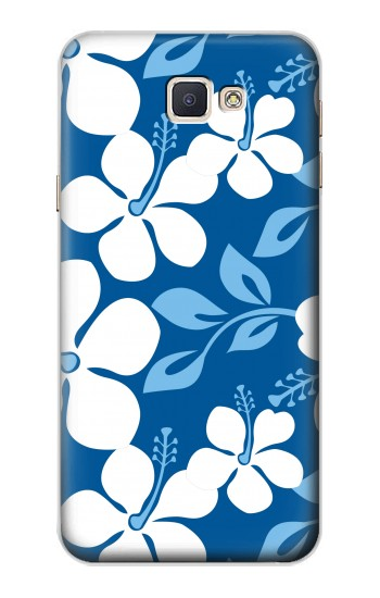 Printed Hawaii Blue Pattern Samsung Galaxy A8, A8 Duos Case
