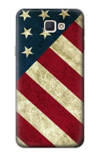 Printed US National Flag Samsung Galaxy A8, A8 Duos Case