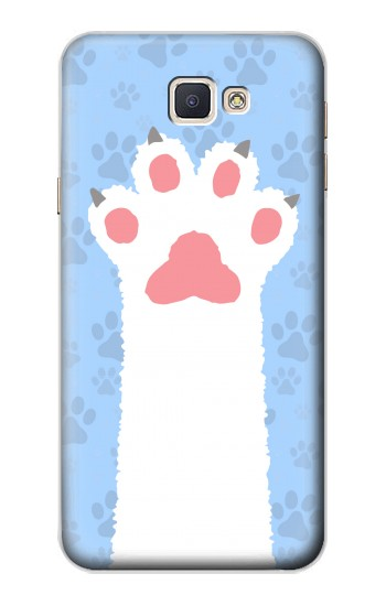 Printed Cat Paw Samsung Galaxy A8, A8 Duos Case