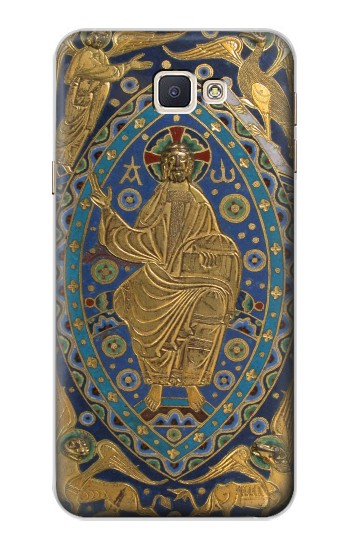 Printed Book Cover Christ Majesty Samsung Galaxy A8, A8 Duos Case