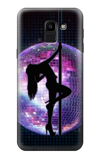 Printed Sexy Disco Dancer Samsung Galaxy J6 Case