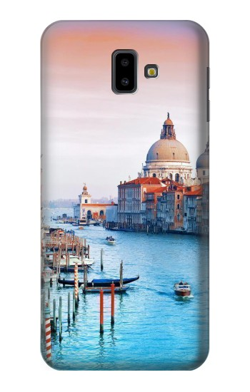 Printed Beauty of Venice Italy Samsung Galaxy J6 Plus (2018) Case