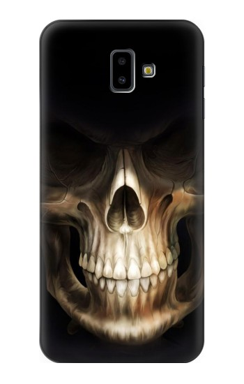 Printed Skull Face Grim Reaper Samsung Galaxy J6 Plus (2018) Case