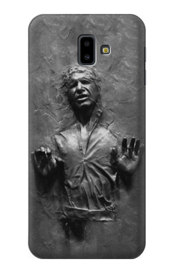 Printed Han Solo Frozen in Carbonite Samsung Galaxy J6 Plus (2018) Case
