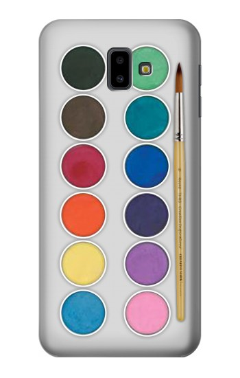 Printed Mixing Color Plate Samsung Galaxy J6 Plus (2018) Case