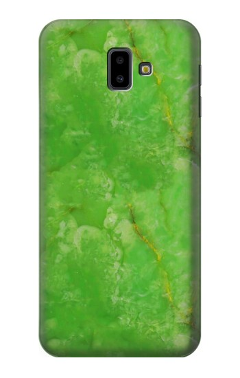 Printed Green Jade Printed Texture Samsung Galaxy J6 Plus (2018) Case